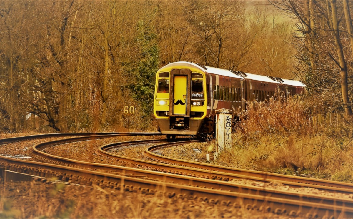 Track and signalling works target journey time and capacity