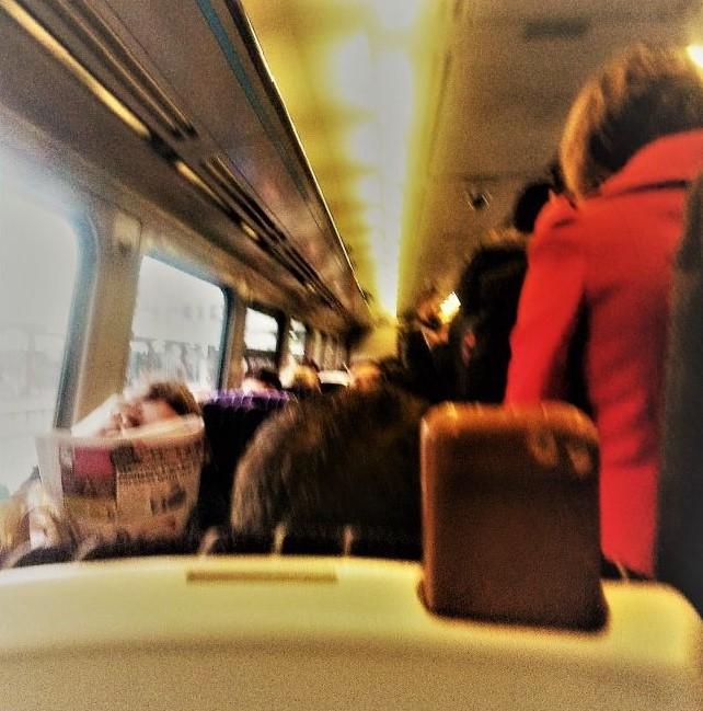 Happy Commuting