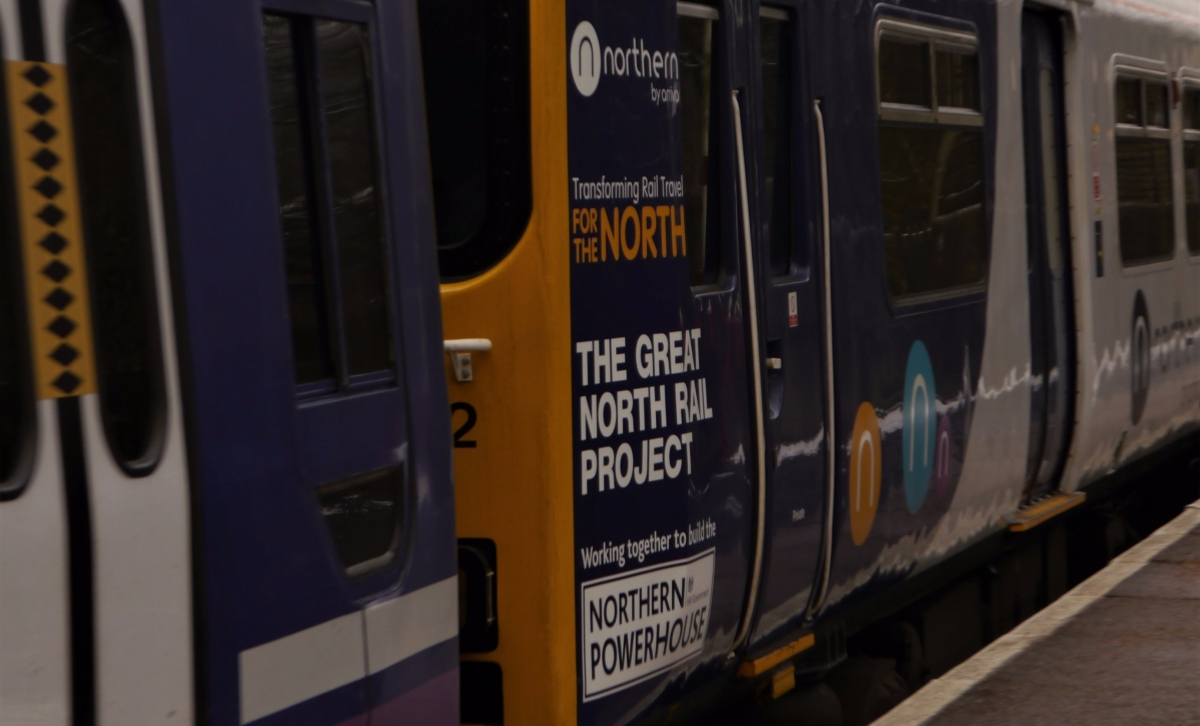 """New railway opens, new service starts. We need """"Northern Hub"""" finishing with more platform capacity, more seats for commuters, and bettertimetables."""