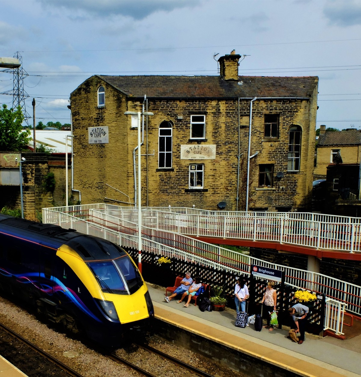 Community rail partnership for Calder Valley Line – moving ahead