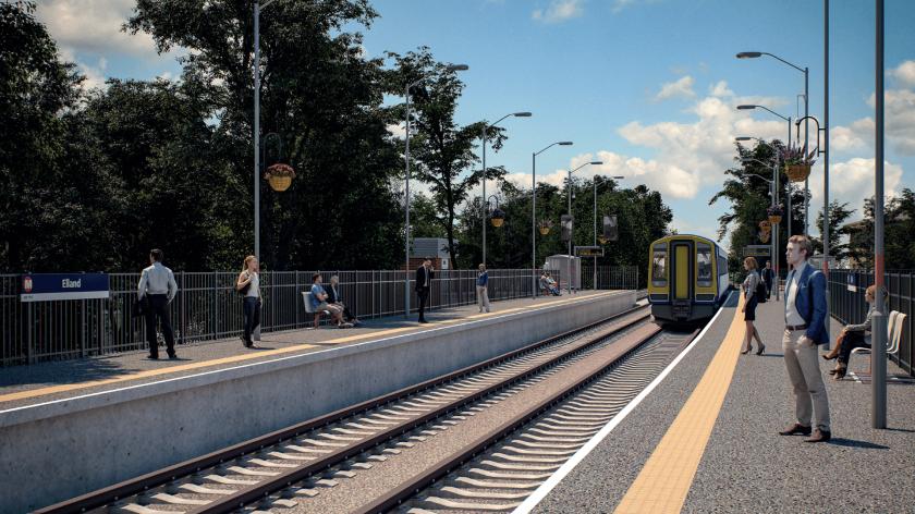 Elland-Station-proposal