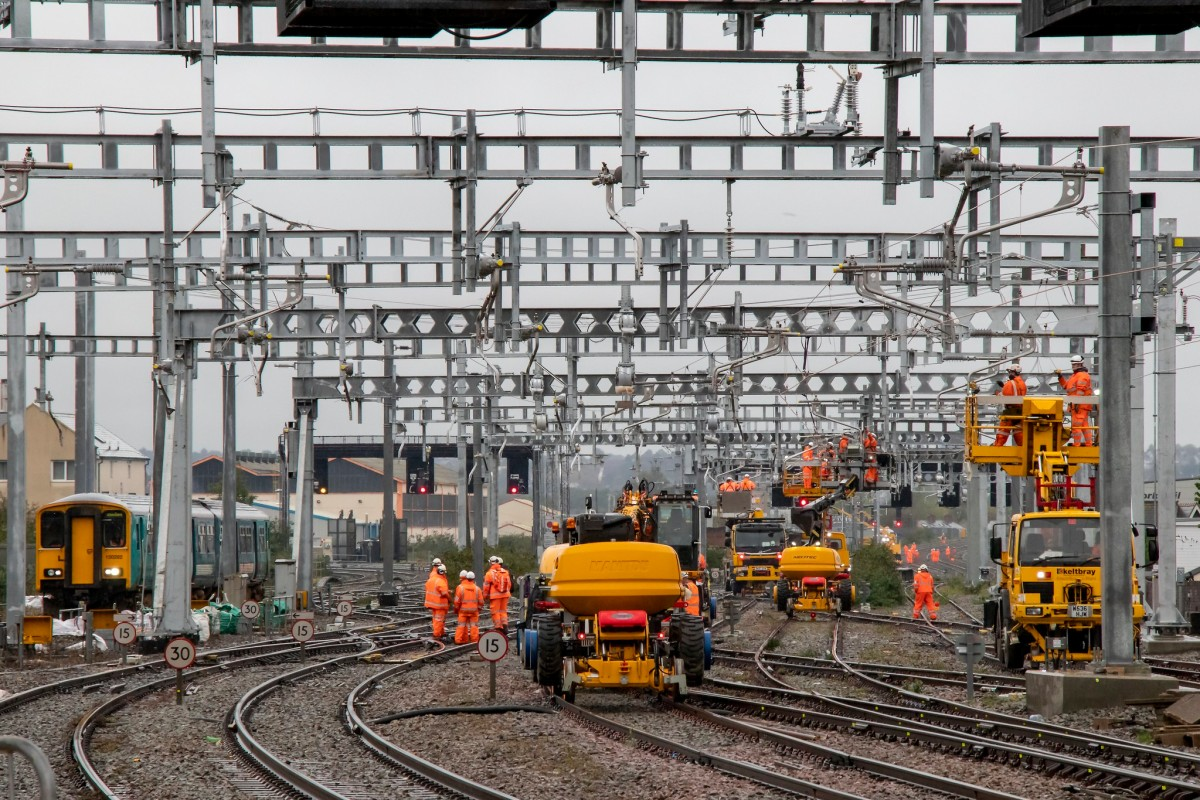 White paper step forward on electrification?